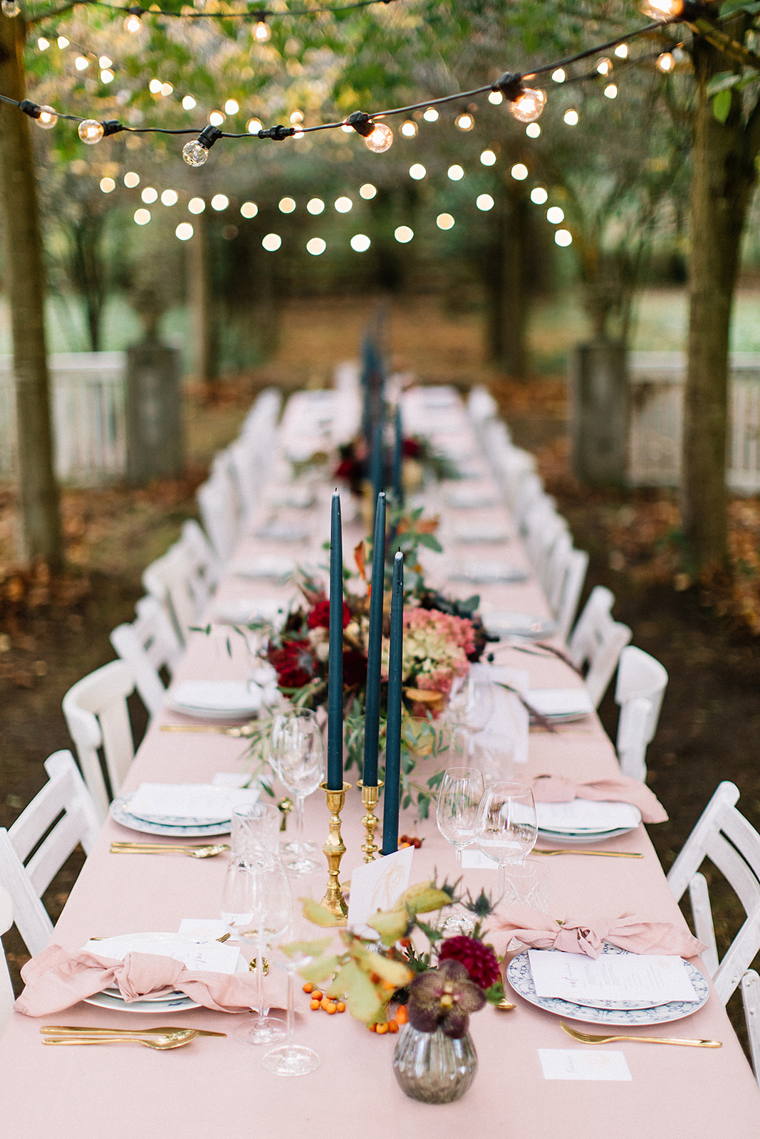 Hochzeit Styled Shoot Table Setiting